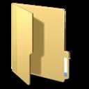 folderopened,yellow,folder icon