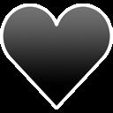Black Favorites icon