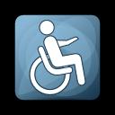 wheelchair, access icon