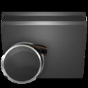 folder,myvideos icon