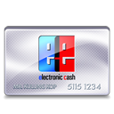 Cash, Electronic icon