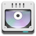 Drive, Optical icon
