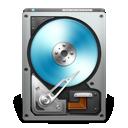 harddisk, hd, drive, disk icon