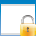 Lock, Window icon