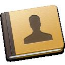 book, address icon