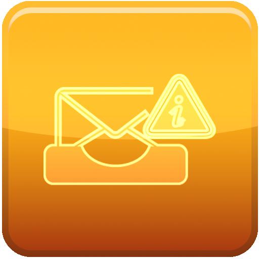 messagebox, information icon