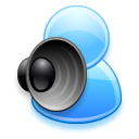 Chat, Voice icon