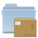pack, folder, package icon