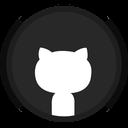 social, code, repository, github icon