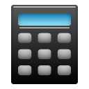 calc, calculator, calculation icon