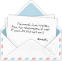 open, letter, envelope icon