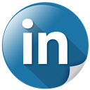 connection, network, internet, linkedin, communication icon