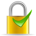 next, yes, security, arrow, forward, stock, locked, ok, lock, right, correct icon