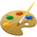 picker, color, gtk icon