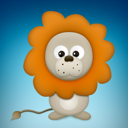Animal, Lion icon