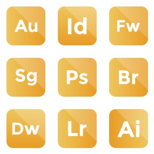 Adobe vol 7 icon sets preview