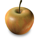 Apple, Red icon