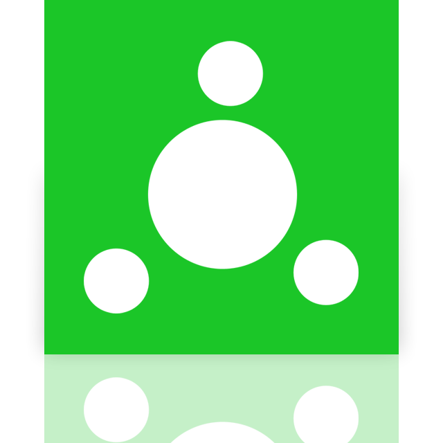 mirror, homegroup icon