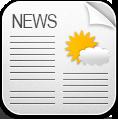 Alt, News icon