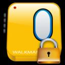 walkman,lock,locked icon