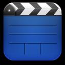 videos blue icon