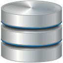 storage, database icon