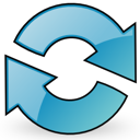 sync, refresh, gtk, reload icon