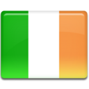 ireland,flag icon