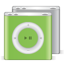 apple, festival, nano, ipod icon