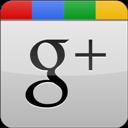 googleplus, gloss, grey icon