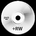 Disc DVD+RW icon