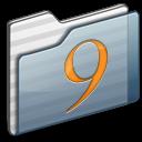 Classic Folder graphite icon
