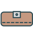 Women wallet icon