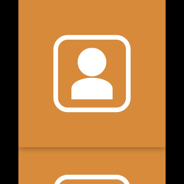 account, mirror, user, alt icon