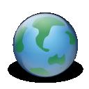 earth, world, globe, browser, planet, internet icon