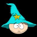 Cartman Gandalf head icon