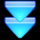 2downarrow icon