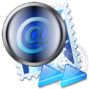 postage, mail, letter, message, stamp, email, replay, envelop icon