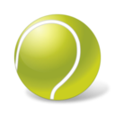tennis,ball,sport icon