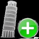 torredepisa,add,plus icon
