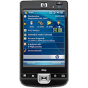hp ipaq 211, hp, smartphone, tel, phone, mobile, telephone, window, cell, cell phone, mobile phone, cellphone, smart phone, ipaq, handheld icon