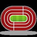 Sport track icon