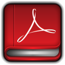Adobe PDF Reader Book icon