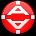 season,alpha,logo icon