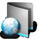 net, folder icon