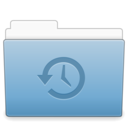 document open recent icon