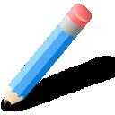 edit, pen write icon
