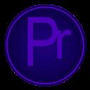 Adobe, , Pr icon