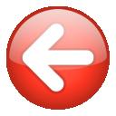 arrow, left, back, backward, prev, previous icon