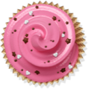 Pink icon
